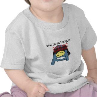 Ninja Penguin Shirt