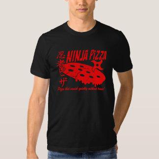 Ninja Pizza T Shirts