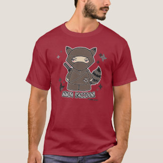 Ninja Raccoon! T-shirt