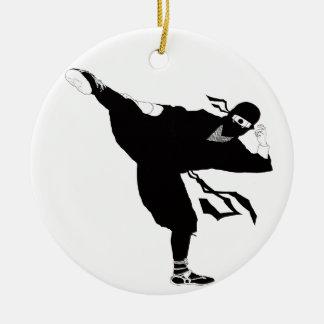 Ninja series christmas ornament