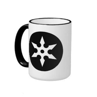 Ninja Shuriken Ideology Mug