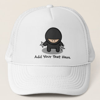 Ninja Skillz Trucker Hat