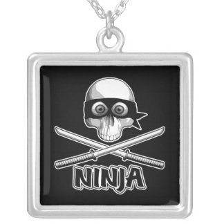 Ninja Skull Necklaces