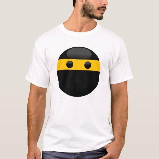 Ninja Smiley Tee