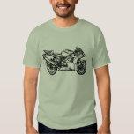 Ninja Sportbike Art Tshirt