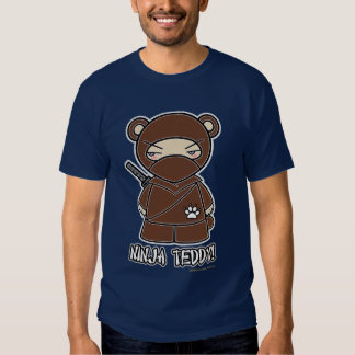 Ninja Teddy! T-shirt