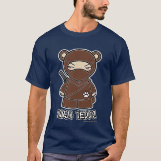 Ninja Teddy! T-shirt
