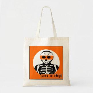 Ninja Trick or Treat Bag