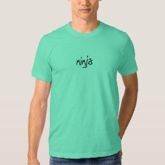 ninja tshirt