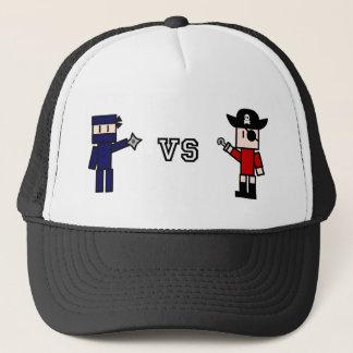 Ninja vs Pirates Hats