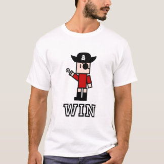 Ninja vs Pirates - Pirates Win Shirt