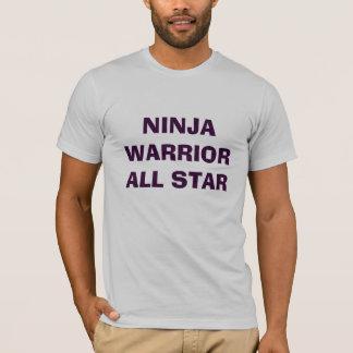 NINJA WARRIOR ALL STAR T-Shirt