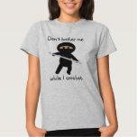 Ninja With Crochet Hook Shirt