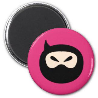 NinjaCutie15 6 Cm Round Magnet