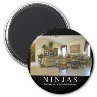 ninjas magnet