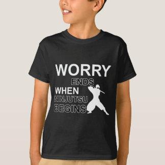 Ninjutsu Design T-Shirt