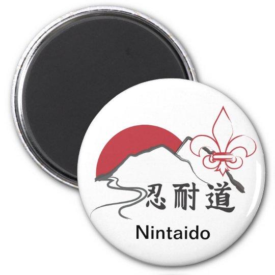nintaido round magnet