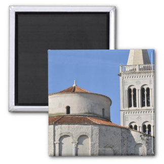 Ninth-century pre-Romanesque Church Magnets