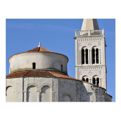 Ninth-century pre-Romanesque Church Post Card