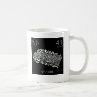 niobium basic white mug