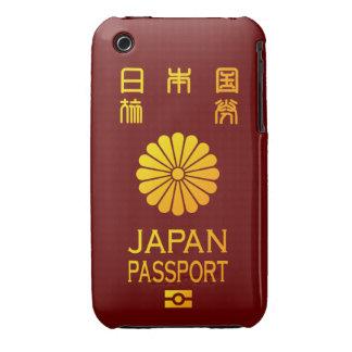 Nippon passport Case-Mate iPhone 3 cases