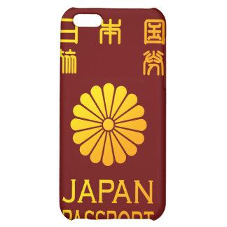 Nippon passport iPhone 5C case