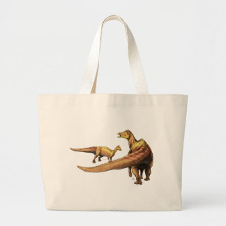 Nipponosaurus Jumbo Tote Bag