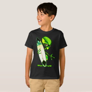 Niras from Align Star Surfers Anime T-Shirt