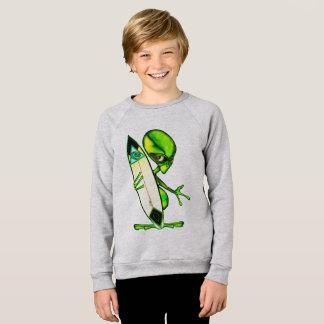 Niras from Align Star Surfers Animea Sweatshirt