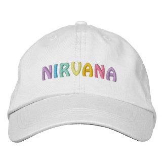 NIRVANA cap Embroidered Cap