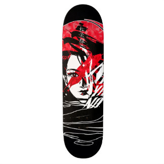 Nirvana Skate Deck