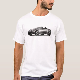 Nis 370Z Convert cracked T-Shirt