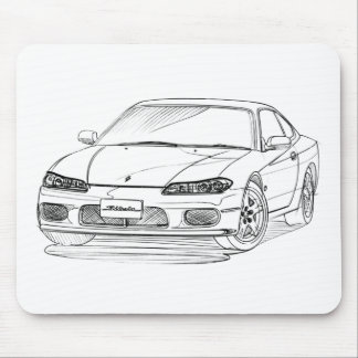 Nis Silvia S15 1999 Mouse Mat