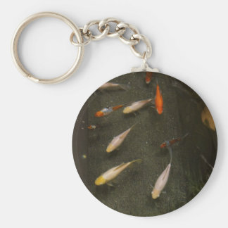 Nishikigoi (Koi Fish) Keychain
