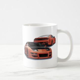 Nissan 300zx basic white mug