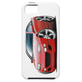 Nissan 300ZX Red Car iPhone 5 Cover