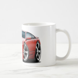 Nissan 300ZX Red Car Mug