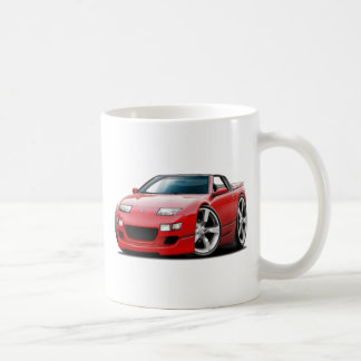 Nissan 300ZX Red Convertible Mug