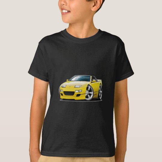 Nissan 300ZX Yellow Convertible T-Shirt