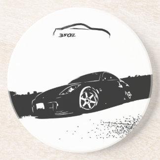 Nissan 350z Coaster