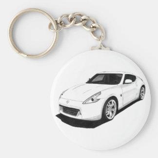 Nissan 370Z Key Ring