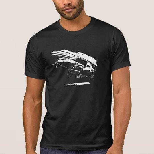 Nissan 370z Rolling Shot T-Shirt