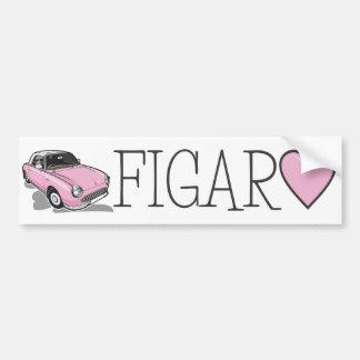 Nissan Figaro Bumper Sticker