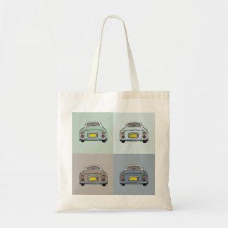 Nissan Figaro Cars Original Four Seasons Tote Bag