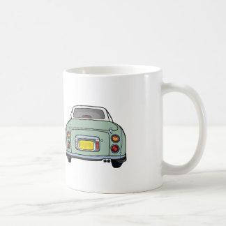 Nissan Figaro - Emerald Green - Mug