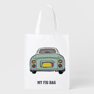 Nissan Figaro Emerald Green My Fig Bag