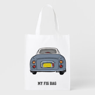 Nissan Figaro Lapis Grey My Fig Bag