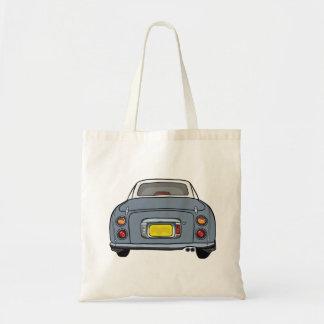 Nissan Figaro - Lapis Grey - Tote Bag