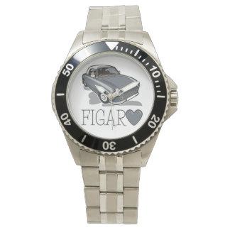Nissan Figaro Lapiz Grey Watch