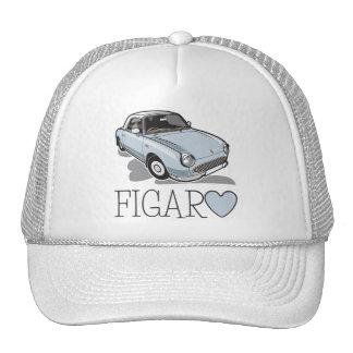 Nissan Figaro Pale Aqua Cap